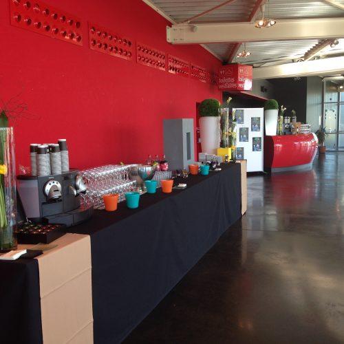 Hall - Pause café