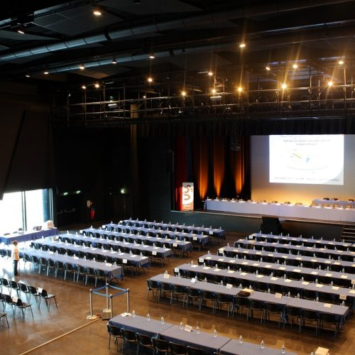 Grande salle - réunion